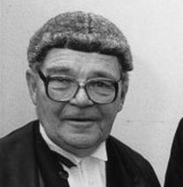Chief Justice Finlay
